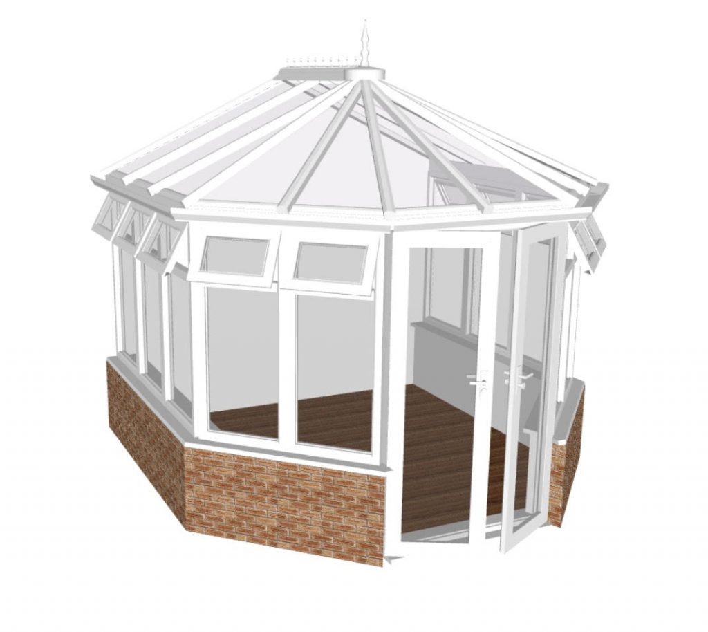 Conservatories glaze site conservatory and windows for Victorian conservatory plans